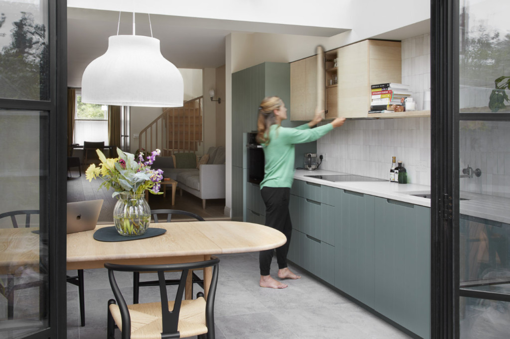 Wandsworth Cottage by Patalab Architecture
