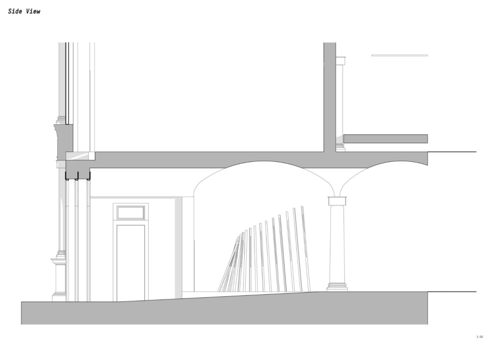 Plans Side View