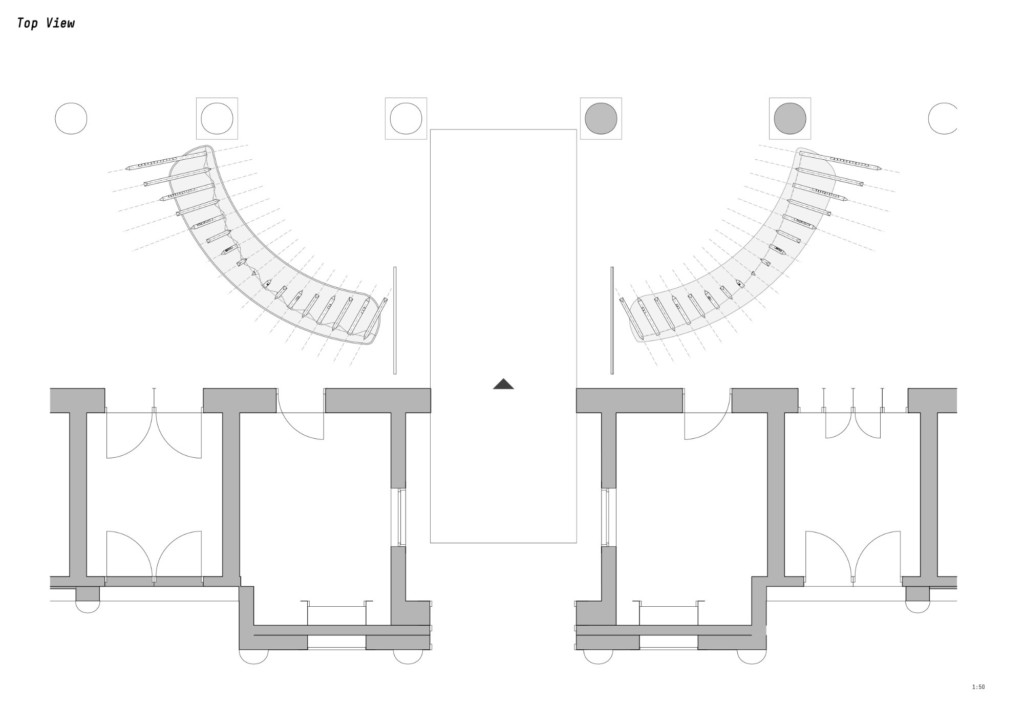 Plans Top View