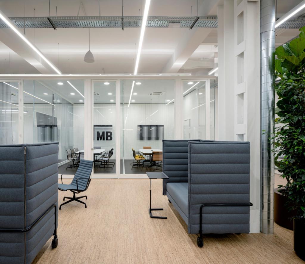 Mediabrands Headquarters by Ruiz Pardo – Nebreda