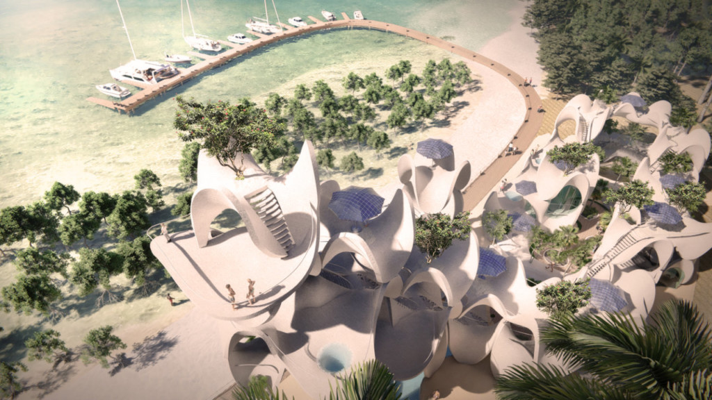 Cagbalete Sand Clusters by Carlo Calma Consultancy